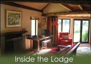 Riversdale Lodge accommodation lounge