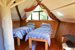 Riversdale Lodge accommodation bedroom